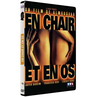 En chair et en os DVD