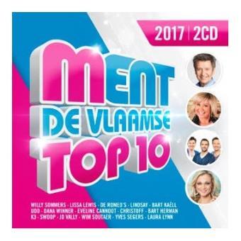 MENT ¿ DE VLAAMSE TOP 10 2017/2CD