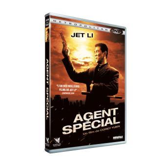 Agent spécial DVD