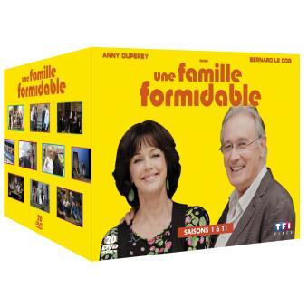 Une famille formidableUne famille formidable Saisons 1 à 11 DVD