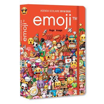 Emoji Agenda Scolaire 2019 2020