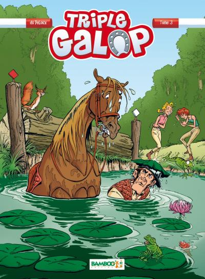 Triple galop t3 top humour 2015