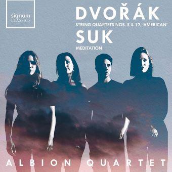 Quatuors à cordes numéros 5 et 12 Méditation