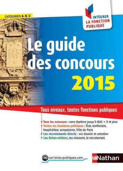 Guide des concours 2015 n19