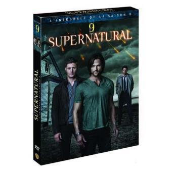 SupernaturalSupernatural Saison 9 DVD