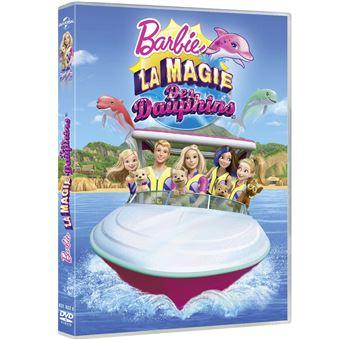 BarbieBarbie et ses sœurs La magie des dauphins DVD