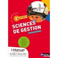 Sciences de gestion 1re STMG livre + licence élève Questions de Gestion