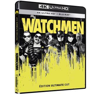 WatchmenWatchmen : Les Gardiens Blu-ray 4K Ultra HD
