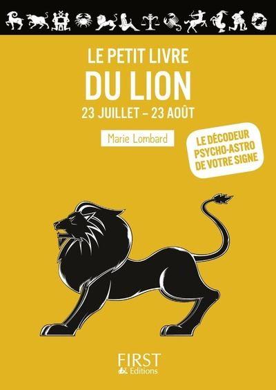 Le petit Livre du - Lion
