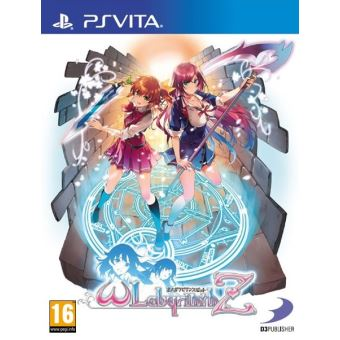 Omega Labyrinth Z PS Vita