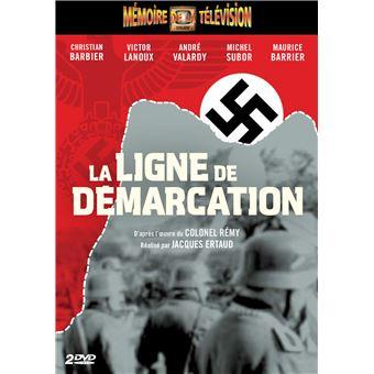 La ligne de démarcationLa ligne de démarcation DVD