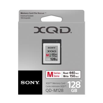 Carte Xqd 128 Go.Carte Memoire Sony Xqd 128 Go Carte Compactflash Achat Prix Fnac