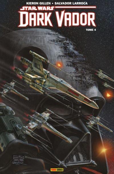 Star Wars - Dark Vador (2015) T04 - En bout de course - 9782809467987 - 8,99 €