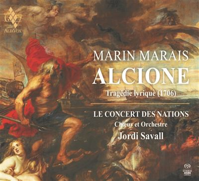 Alcyone Marin Marais (1706) Alcione