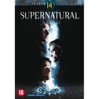Coffret Supernatural Saison 14 DVD