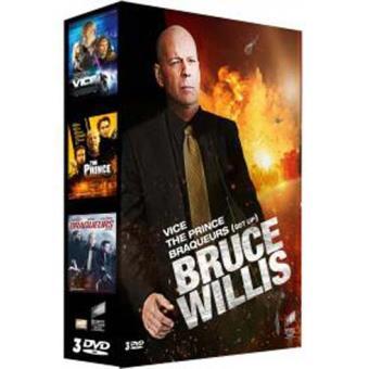 Coffret Bruce Willis DVD