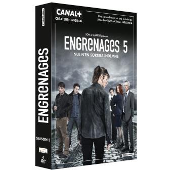 EngrenagesCoffret intégral de la Saison 5 DVD