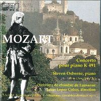 Concerto en do mineur pour piano et orchestre / K.491