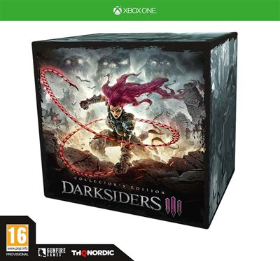 Darksiders III Edition Collector Xbox One