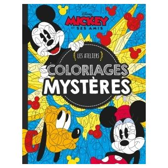 La maison de mickey incroyables coloriages mickey et - Amis de mickey ...