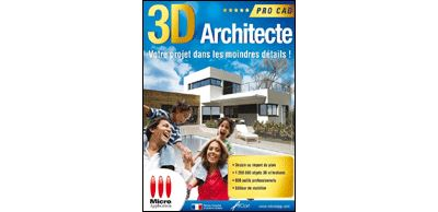 3D Architecte Pro CAD