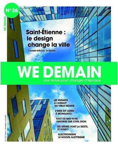 We demain - numéro 26 spécial St Etienne