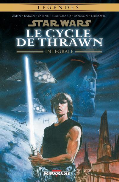 Star Wars - Le cycle de Thrawn - Intégrale - 9782756088693 - 23,99 €