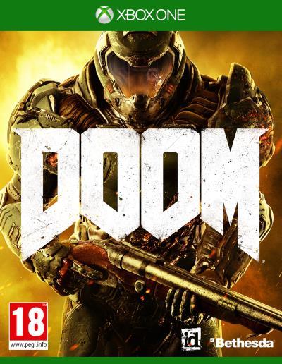 Doom Xbox One - Xbox One
