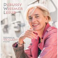 Debussy, Wissmer, Lesur : Œuvres pour piano