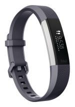 FTBI Bracelet connecté Fitbit Alta HR Bleu Taille L