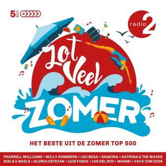 Radio 2 Zot Veel Zomer/5CD