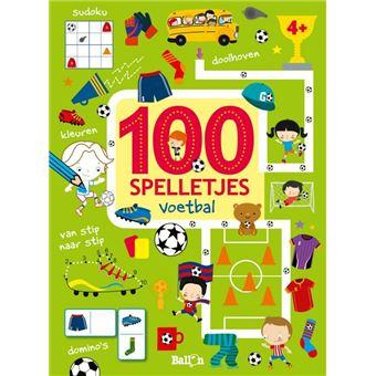 100 spelletjes - Voetbal