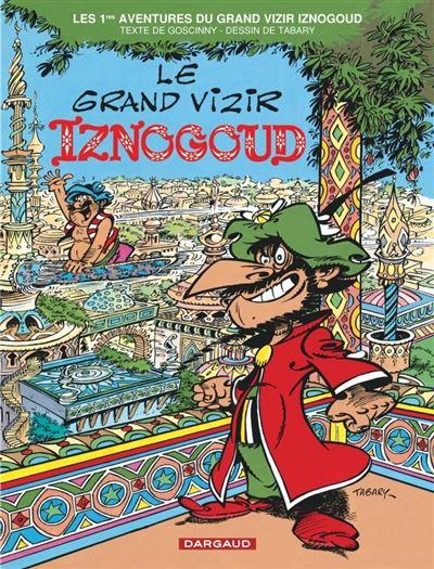 Le grand vizir Iznogoud
