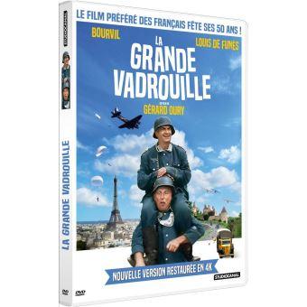 La grande vadrouille DVD