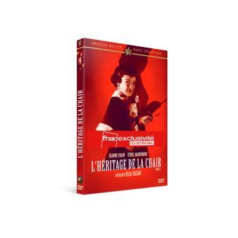 L'héritage de la chair DVD