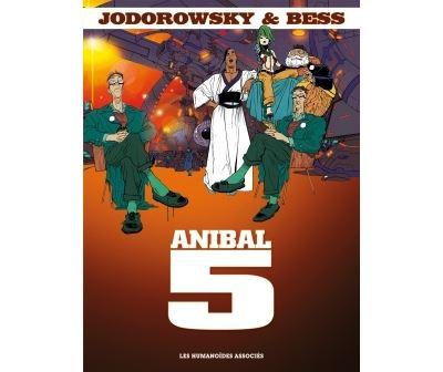 Anibal Cinq - Integrale 40 Ans