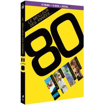 Coffret Le meilleur des années 80 DVD