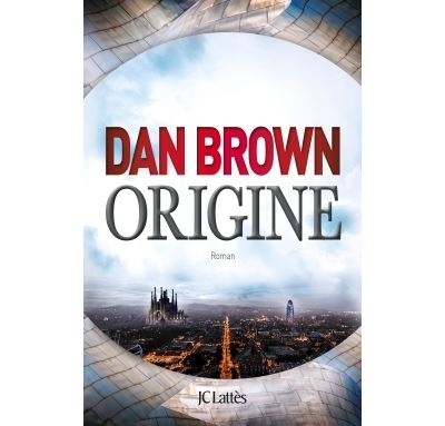 Dan Brown - Origine (4 octobre 2017)