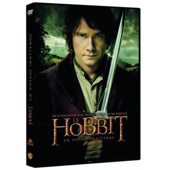 Bilbo le HobbitLe Hobbit : Un voyage inattendu DVD