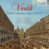 VIOLIN CONCERTOS OPP.11&12/2CD