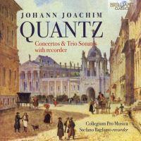 Concertos and sonatas with recorder