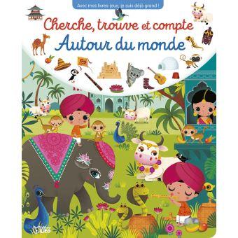 Cherche Trouve Et Compte Autour Du Monde