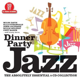 DINNER PARTY JAZZ/3CD