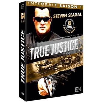 True JusticeTrue Justice L'intégrale de la série Coffret DVD
