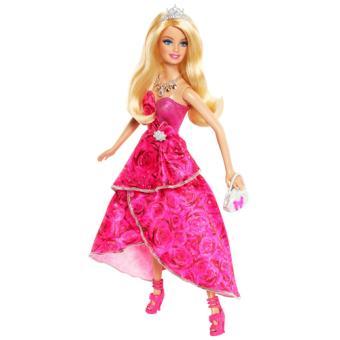 Poup e barbie princesse anniversaire poup e achat - Desanime de barbie princesse ...