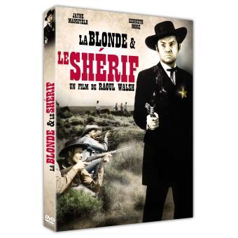 La blonde et le shérif DVD