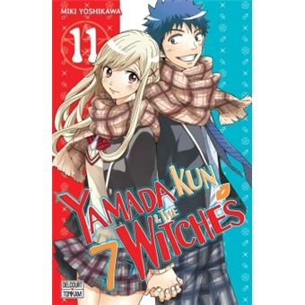 Yamada Kun and the 7 Witches - Tome 11 : Yamada kun & The 7 witches