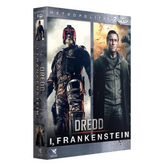 Coffret Dredd + I, Frankenstein 2 films DVD