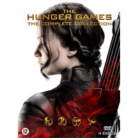 DVD HUNGER GAMES THE COMPLETE COLLECTION-FR