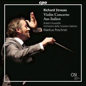 Concerto pour violon/aus italien